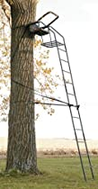 Big Game Riflemaster® 16 ft. Deluxe Ladder Stand with Shooting Rail