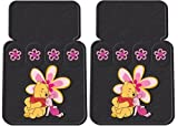 Front Rubber Floor Mats - Disney Winnie the Pooh and P P Piglet Paradise