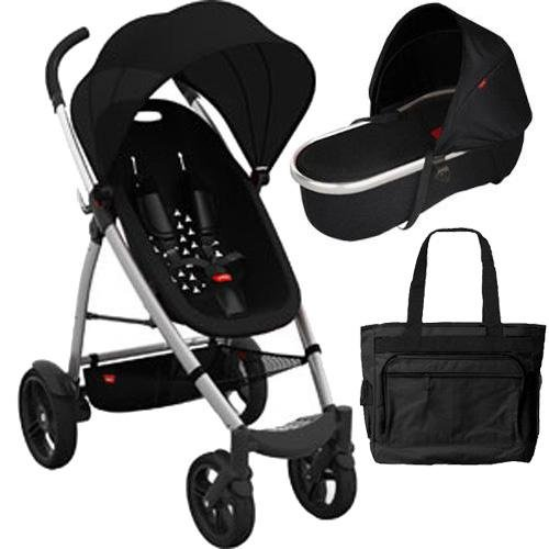 Phil & Teds Travel System front-135002