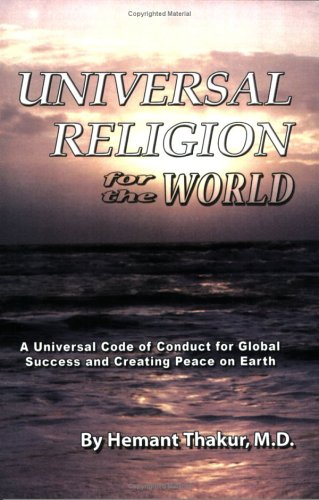 Universal Religion for the World