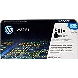 HP Original Q6470A Colour Laserjet Ink Cartridge - black