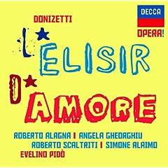 L'elisir D'amore/Act 1 - ''Una Parola, O Adina''