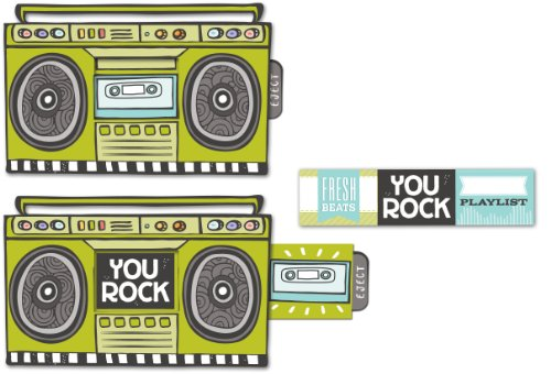 K&CompanySmash Scrapbook Slider, Boom Box (Boom Company Blaster compare prices)