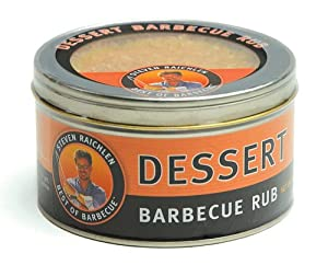 Steven Raichlen Best of Barbecue Dessert Barbecue Rub, 9-ounce