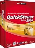 QuickSteuer Deluxe 2010 (für Steuerjahr 2009)