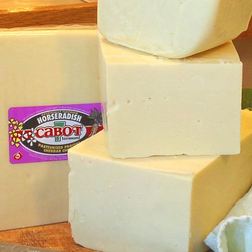 Cabot Horseradish Cheddar (8 ounce) by igourmet