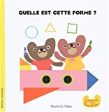 J'apprends avec Pomme et Ppin : Quelle est cette forme ?