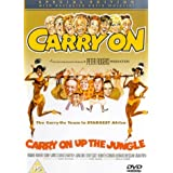 Carry On Up The Jungle [DVD] [1970]by Frankie Howerd