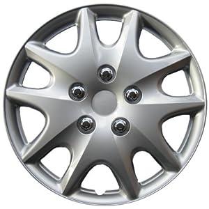 OxGord Single 14″ Universal Wheel Cover, 1999-2009 Toyota Solara Replica Hubcap