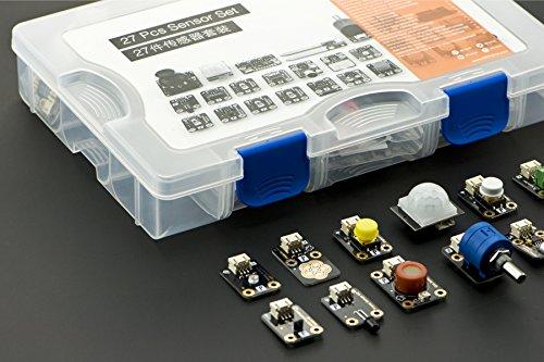 Advance Sensor Set for Arduino by DFRobot