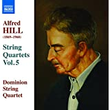 Hill: Quartets 12