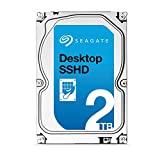 Seagate (ST2000DX001) SSHD 2TB Internal Hard Drive