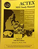 img - for Actex MFE Study Manual - Fall 2014 book / textbook / text book