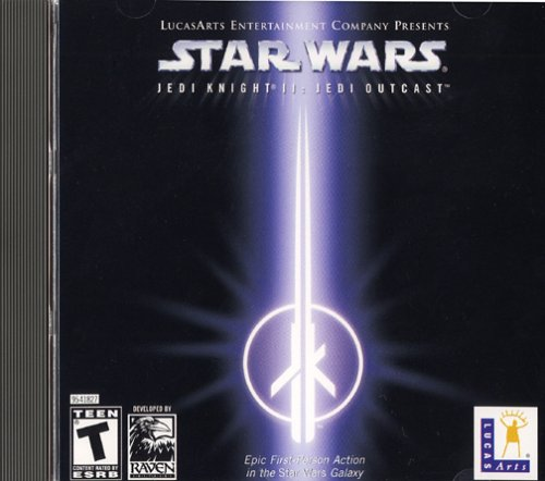 Star Wars: Jedi Knight II: Jedi Outcast (Jewel Case) - PC