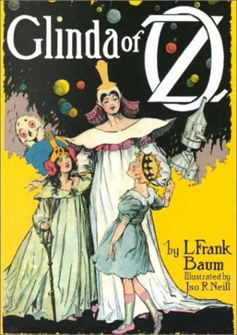 Glinda of Oz, L. Frank Baum