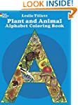 Plant and Animal Alphabet Coloring Bo...