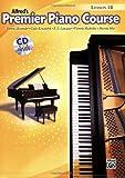 Premier Piano Course Lesson Book, Bk 1B (Book & CD)