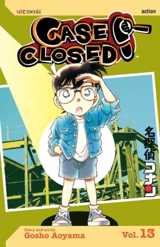 名探偵コナン コミック13巻 (英語版)