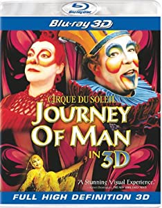Cirque du Soleil: Journey of Man [Blu-ray 3D] from Sony Pictures Home Entertainment