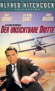 Der unsichtbare Dritte [VHS]