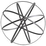 Rustic Gray 27.5In. Large Sphere