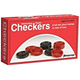Extra Checkers-Set Of 24