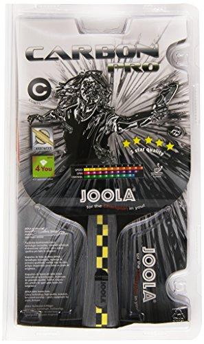 JOOLA TT 54195 - Carbon Pro, Racchetta da ping pong, colore: Multicolore