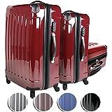 Vojagor Trolley valigia set valigie rigide set baggagli