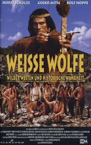 Weiße Wölfe - Wilder Westen und historische Wahrheit [VHS]