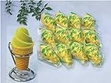 みやおえん 抹茶アイス グリーンソフト 90g×12個