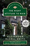 The Right Attitude to Rain (0739326902) by McCall Smith, Alexander