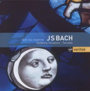 Goldberg Variations - Toccatas