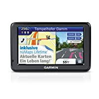 Garmin - Nvi 2595lmt - Gps Europe 45 Pays - Ecran 5 127 Cm - Tmc Premium Inclus - Kit Mains Libres Bluetooth