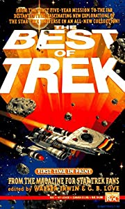 The Best of Trek (Star Trek) by Walter Irwin and G. B. Love