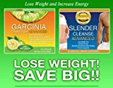 Pure Garcinia Cambogia Extract PLUS Detox Cleanse SYSTEM!  - Get FAST RESULTS From 2 BEST SELLERS For The Price Of 1 (Diet Kit) - High HCA - 100% Satisfaction Guarantee - Click the ADD TO CART Button!