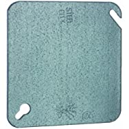 Thomas & Betts52C1Square Box Cover-4