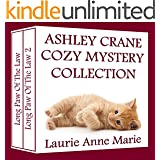 Ashley Crane Cozy Mystery Collection