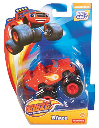 Fisher Price CGF21 - Veicolo Blaze