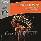 L'ombre maléfique (Le Trône de fer 4) | Livre audio Auteur(s) : George R. R. Martin Narrateur(s) : Bernard Métraux
