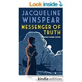 Messenger of Truth: 4 (Maisie Dobbs)