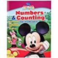 Mickey Mouse Numbers Countinglearning Workbook by Bendon Publishing