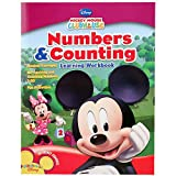 MICKEY MOUSE (NUMBERS & COUNTING)Learning Workbook
