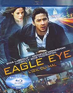 Eagle Eye / L'OEil du mal (Bilingual) [Blu-ray]