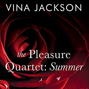 Summer: The Pleasure Quartet (       UNABRIDGED) by Vina Jackson Narrated by Imogen Church