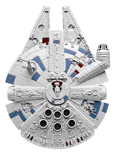 031445016332 - Revell SnapTite Build & Play(TM) Star Wars(TM) Episode 7 Millennium Falcon(TM) carousel main 10