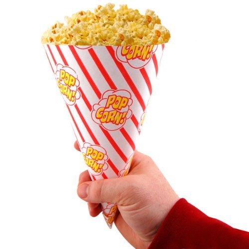 Gold Medal Cone-O-Corn Popcorn Cones - Box of 250 (Corn Cones compare prices)