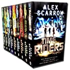 Time Riders Collection By Alex Scarrow 9…