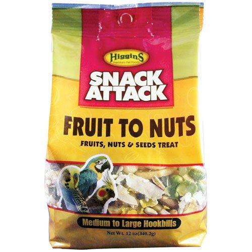 Cheap Snack Attack Fruit To Nuts Large Bird Treat 12oz (B002IULMYI)