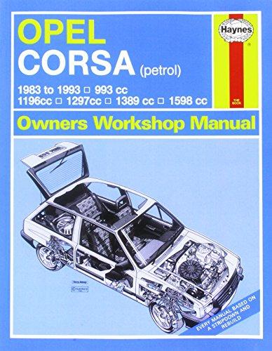 opel-corsa-service-and-repair-manual