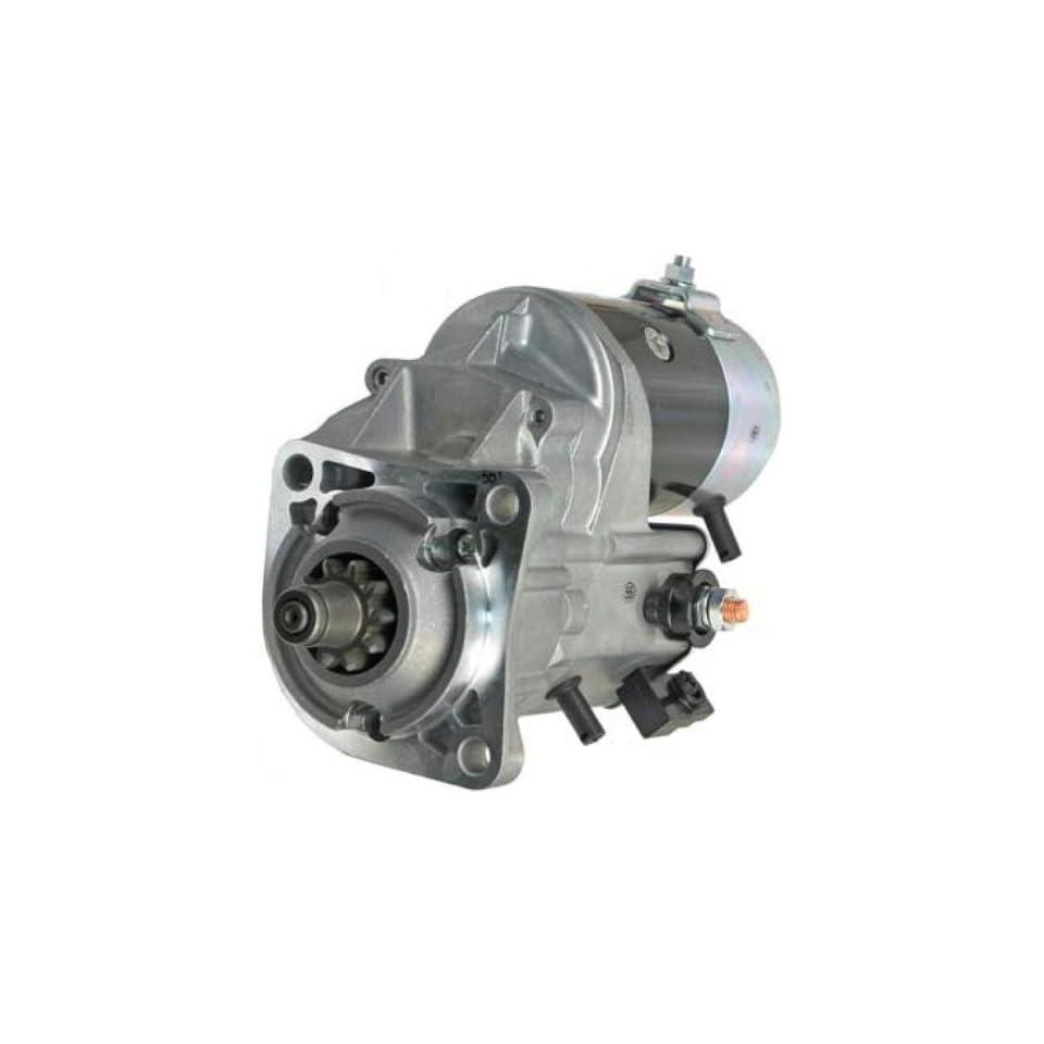 NEW 24V 10T CW STARTER MOTOR FITS CATERPILLAR LOADER PERKINS ENGINE 2873K406